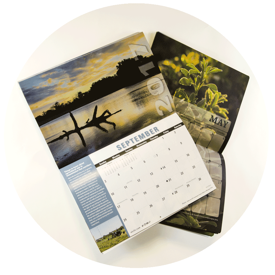 Digital & Offset Calendars