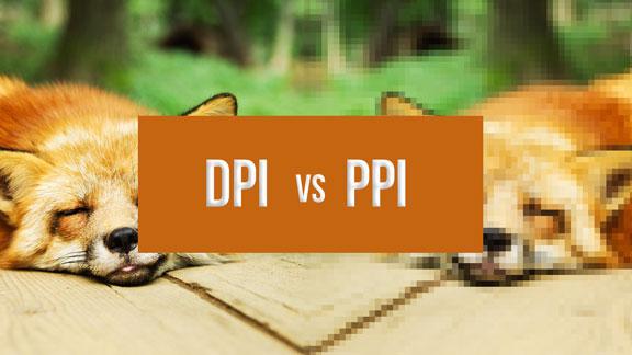 DPI vs PPI, Understanding DPI For Print